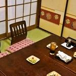 江戸政 - 2015.3 奥の座敷席