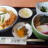 満留賀 - 料理写真:かつ丼セット