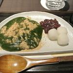 茶寮 翠泉 - 温わらび餅