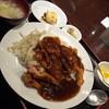 中国名菜 錦 - 料理写真:排骨飯(パイコーハン)(850円)2015年3月