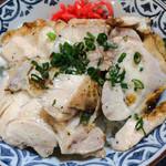35949706 - 焼鳥丼(塩)
