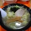山忠 - 料理写真:塩ラーメン594円