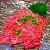 焼肉ことえん - 料理写真:霜降り黒毛和牛刺し1,480円