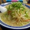 麺家 くさび - 料理写真:<2015/03/16>野菜盛り豚骨醤油