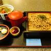 お食事処 遊膳 - 料理写真:ミニ牛丼とそばのセット