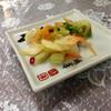 ホワイト餃子 - 料理写真:箸休めと言ってサービスしてくれました(^^)