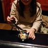 坊家 - 料理写真:カンタン夜ごはんにはマルでした