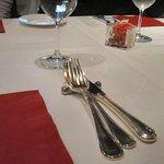 ローザロッチェ - テーブル