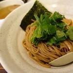 啜磨専科 - 料理写真:塩つけ麺