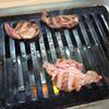 焼肉一番 - 料理写真:昭和な感じの ミニガスコンロ