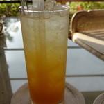 マロード - パッションフルーツのソーダ