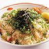 吉柳 - 料理写真:タコ飯 ¥900