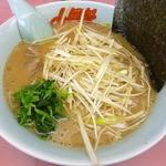 ラーメン山岡家 - ネギ醤油 2015.3月