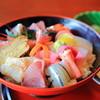 庄屋の館 - 料理写真:海鮮丼