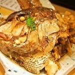 ときすし - 鯛アラ煮