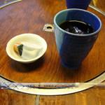 和菜亭 次郎丸 - 食後のコーヒー
