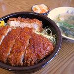 美由希食堂 - 料理写真:ソースカツ丼