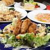 中目卓球ラウンジ - 料理写真:お食事もしっかり召し上がれます!