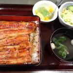 36007362 - うな重 竹(2015年3月来店)