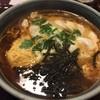 あおやま長寿庵 - 料理写真:カツそば1300円