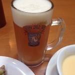 犬山ローレライ麦酒館 - ヴァイツェンビール650円