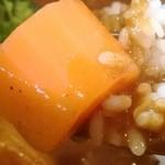 36026912 - 野菜ゴロゴロカレー