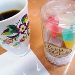 洋菓子のファームソレイユ - キャンディングジュレ♪(氷の華)