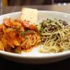 オステリア ラ カンティネッタ - 料理写真:イタリアンでナポリタンを作ったらどうなるか?こうなりました。