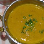 インドレストラン ガンジス - カレーはチキンカレーに。