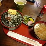 鎌倉キネマ堂 - 鎌倉キネマ堂 シラス丼