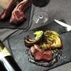 レストラン&バー バルクト  - 料理写真:子羊肉と春キャベツのロティ