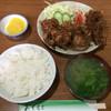 Hiro - 料理写真:鳥唐定食 700円