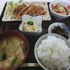 団地食堂 - 料理写真:トンカツ定食(日替り)