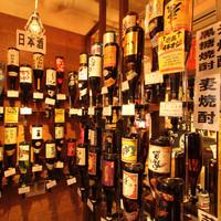 静岡地酒多数揃えています!
