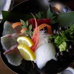 桃香 - 桃香セット(刺身)