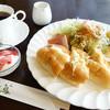 蔦 - 料理写真:2014年1月 ホットドッグモーニング【800円】