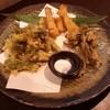 和久 - 料理写真:食べたかった「タラの芽の天ぷら」です。