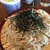 そば処ふるさと - 料理写真:ざる蕎麦