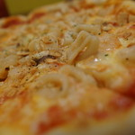 スマイルキッチン ピザダイナー - シーフードとガーーーーリック