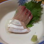 菊水旅館 - 宇佐の刺身だよこれが!