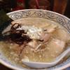 ヌタイ商店 - 料理写真:こってり塩ラーメン+チャーシュートッピング