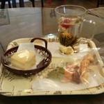 悟空TEA BAR - お茶請けセット