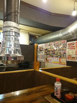 七輪焼肉 安安 宮益坂店
