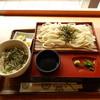 酒楽食彩・おおもり - 料理写真:じゃこめしとざるうどんのサービスランチC750円