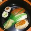 新かとり - 料理写真:コースのお寿司