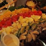 Goofy Cafe & Dine - ●コブサラダISLAND COBB SALAD 14.00