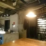 JAZZ茶房 靑猫 - 内観写真:店内