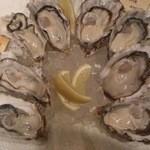 36162880 - 生牡蠣は室津と浦村でした。