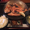 松よし - 料理写真:金目鯛の開き定食1280円☆うっまーい!