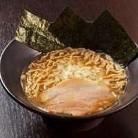 岩本屋 - 煮干白湯